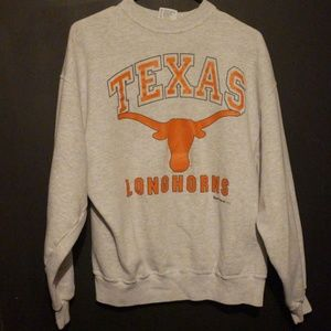 Texas Longhorns football sweatshirt